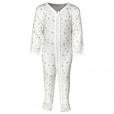 Fixoni Night Suit - Oekotex size 50 Off White
