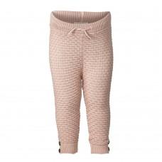 Fixoni Knit Pants - GOTS size 50, 56 and 62 Misty Rose