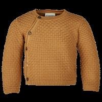 Fixoni Knit Cardigan - GOTS size 50 and 56 Lion