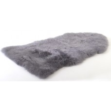 2Me Lambskin 75cm Grey Long-haired