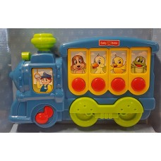 Baby Buddy Mini Music Train