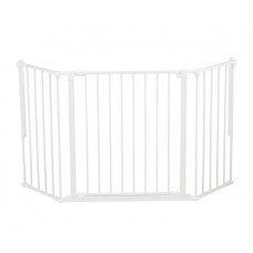 BabyDan Safety Gate M White 90 cm - 146 cm