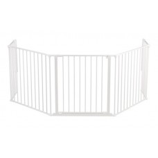 BabyDan Safety Gate XL White 90 cm - 278 cm