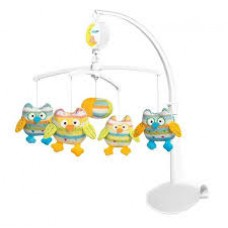 Babyono Musical Mobile Owl