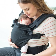 Baby Carrier Babylonia Tricot-Click Black