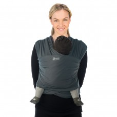 Baby Carrier Wrap Tricot-Slen Bamboo Smokey Grey