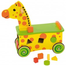 Bigjigs Ride On Giraffe