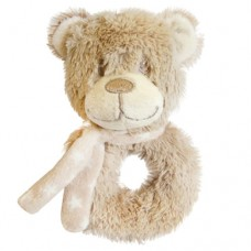 Bobobaby rattle toy teddy