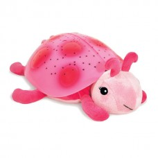 Cloud b Twilight Ladybug nightlight pink