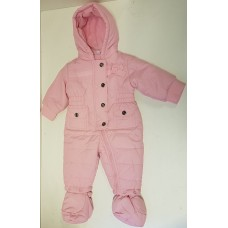 Dirkje winter overall Pink size 56, 62, 68, 74, 80 and 86