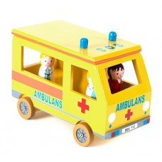 Fairwood Ambulance wood
