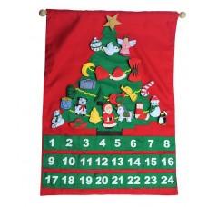 Fairwood Advent calendar Christmas tree