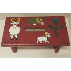 Fairwood Milk stool zodiac sign Taurus