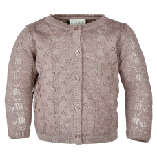Fixoni Knit Cardigan size 50, 56 and 62 Rose Taupe