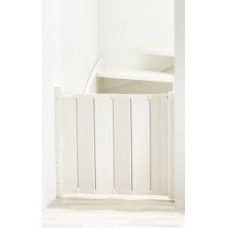 Babydan Guard Me gate white