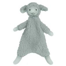 Sapphire Lamb Lex Tuttle pacifier blanket