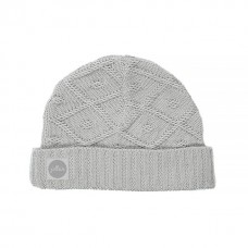 Jollein Diamond Knit Baby Hat Grey