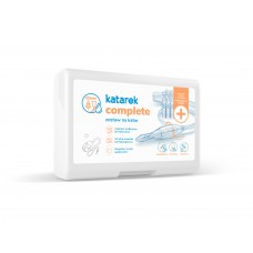Katarek Complete Nasal Aspirator with Nasal Drops