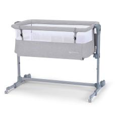 Kinderkraft NESTE AIR Bedside, Grey
