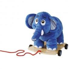 Krea Father of Four Bodil the elephant