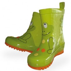Maximo Rubber Boots Frog