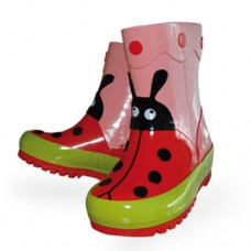 Maximo Rubber boots lady-bug
