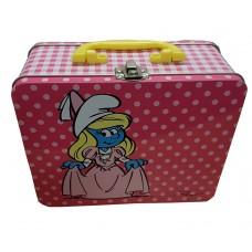 Merison Tin Bag the Smurfette