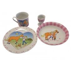 Mila Design Collector Porcelain Set