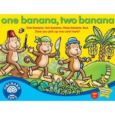 One Banana, two Bananas