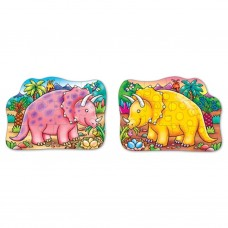Orchard Toys Little Triceratops Puzzle
