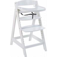Roba Sit Up Maxi matstol i trä vit