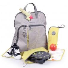 Okiedog Grey Nursery Bag