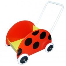 Segr Baby walker Ladybug