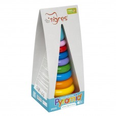 Building Tower Rainbow Pyramid