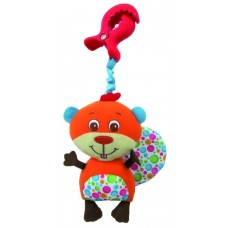 Tiny Love Billy Beaver stroller toy