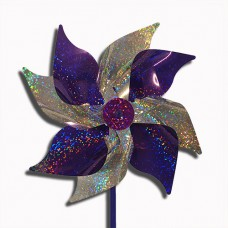 Pinwheel Purple