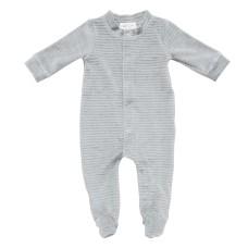 Witlof for Kids Playsuit Corduroy Warm Grey 50/56