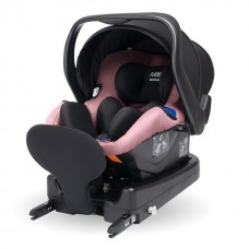 Axkid Modukid Infant Pink including Isofix base