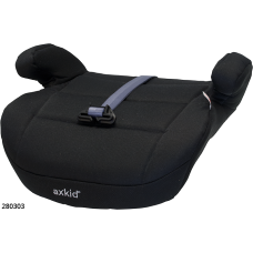 Axkid Grow Cushion Black