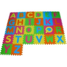 Babytrold Floor Puzzle with Letters