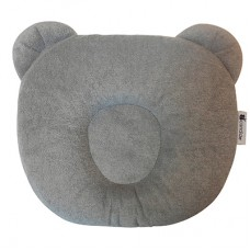 Candide Panda Pillow Grey