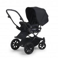 Crescent Performance Black Stroller