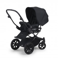 Crescent Performance Black Stroller