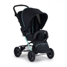 Crescent Compact XT Black Turquoise