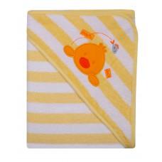 Duetbaby Bathcape Duck Terrycloth 100x100 cm