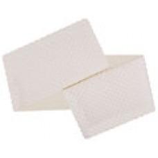 DuetBaby Cot Bumper 30 x 180 cm white