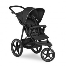 Hauck Runner 2 black off-road stroller