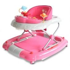 Inovi iWalk Baby Walker Pink