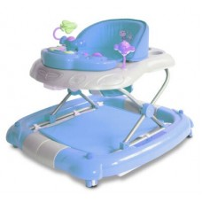 Inovi iWalk Baby walker light blue