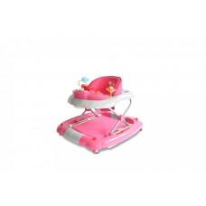 Inovi iWalk lära gå stol rosa